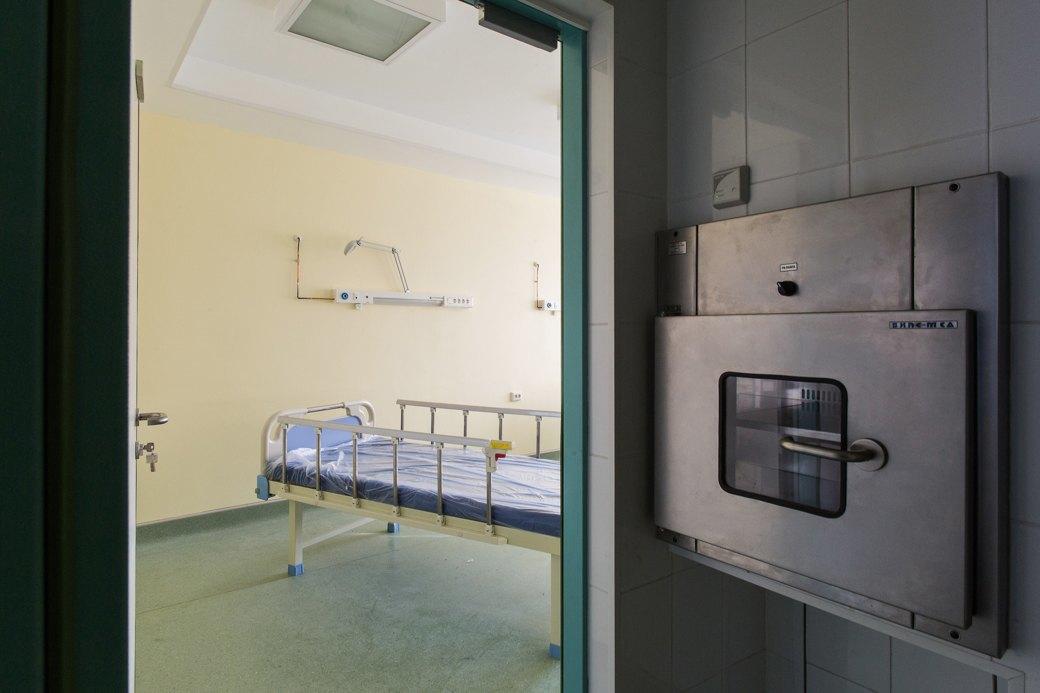 Как выглядит самая большая вРоссии инфекционная больница . Изображение № 16.