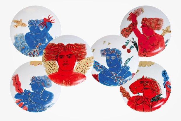 Тарелки из юбилейной коллекции 2013 года. Изображение № 31.