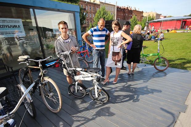Фоторепортаж: Велопробег «За велогород». Изображение № 43.