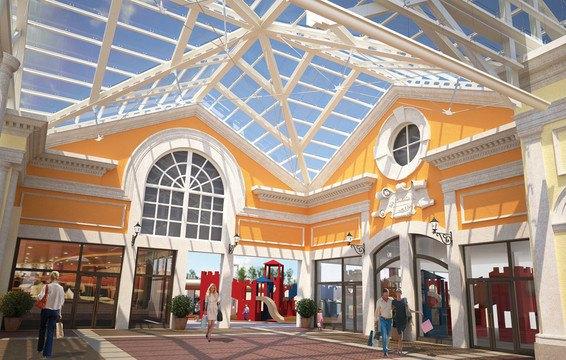 «Outlet Village Пулково» откроется 10 октября. Изображение № 1.