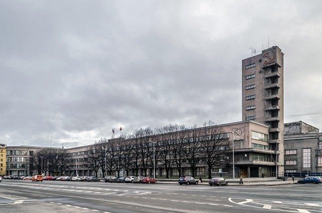 Здание Кировского райсовета. Изображение № 1.