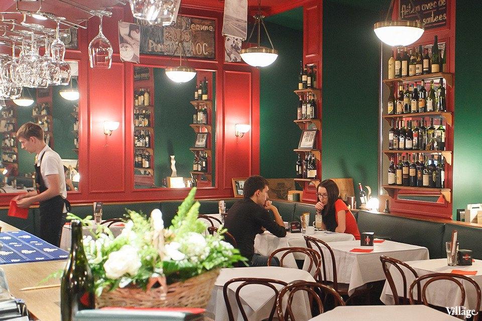 От заката до рассвета: 24 места, где можно поесть ночью в Петербурге. Изображение № 5.