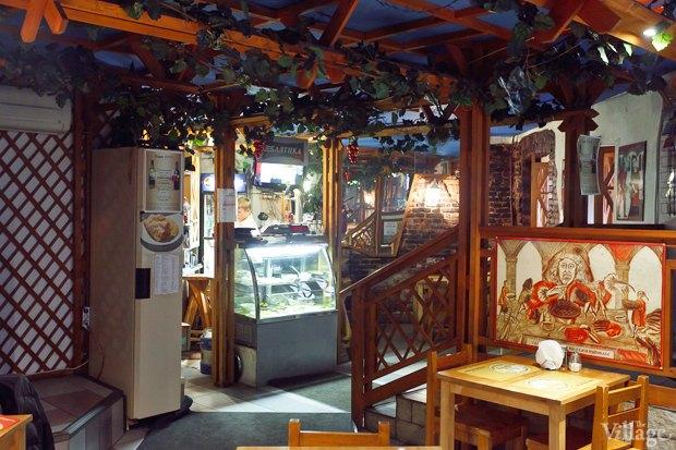 Все свои: Пельмени-бар наКронверкском проспекте. Изображение № 5.