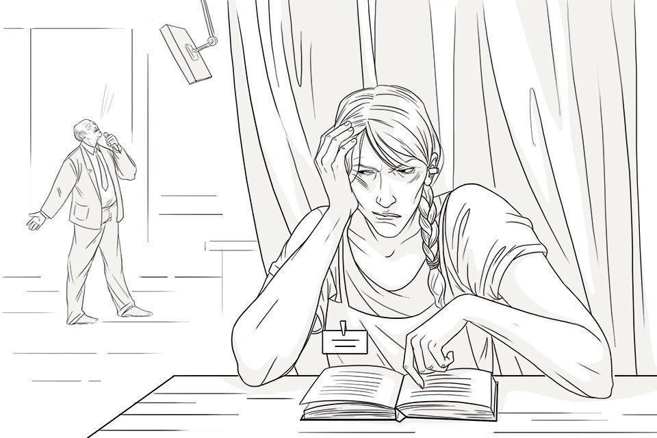 Работа в караоке-баре. Изображение № 2.