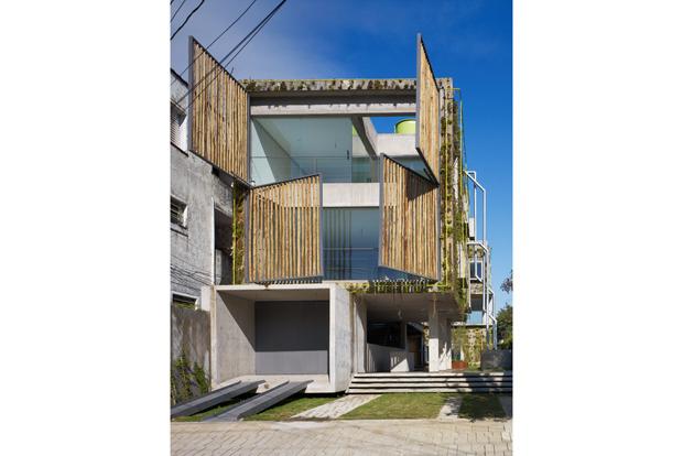 Дизайн от природы: Тропическая архитектура Бразилии. Изображение № 20.