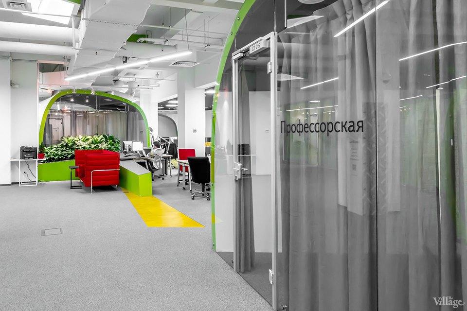 Интерьер недели (Москва): Офис «Яндекса» в БЦ «Строганов». Изображение № 21.