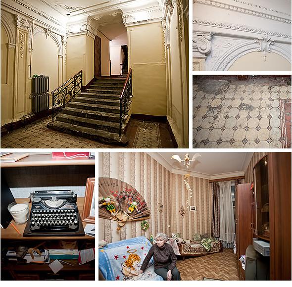 Изображение 87. Общественное пространство: петербургские коммунальные квартиры.. Изображение № 29.