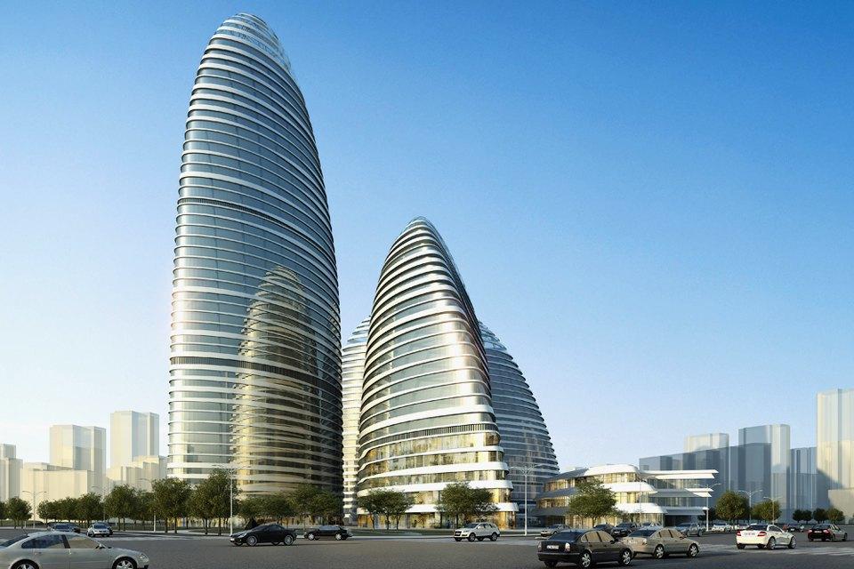 Пять самых необычных зданий сентября. Изображение № 12.