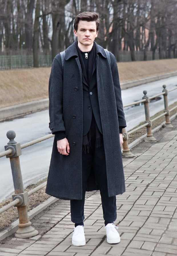 Внешний вид (Петербург): Алексей Громов, художник, арт-директор бара . Изображение № 1.