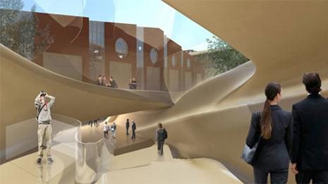 В Бахметьевском гараже осенью откроется Музей толерантности. Изображение № 11.