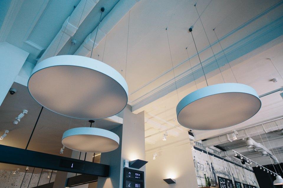Отделение банка«Открытие», совмещённое с кофейней. Изображение № 7.