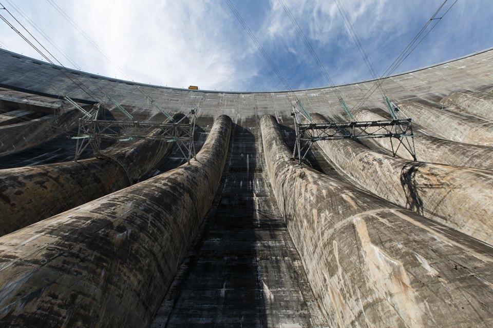 Как работает гидроэлектростанция. Изображение № 6.