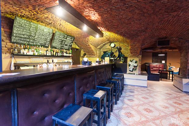 Новое место (Петербург): Real Deal's Oldschool Bar . Изображение № 1.