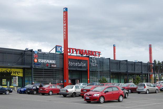 В Петербурге запускается финская сеть супермаркетов «K-Руока». Изображение № 1.