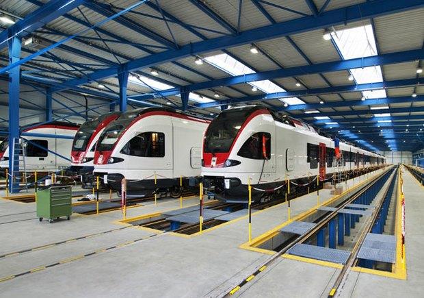 «Аэроэкспресс» закупает швейцарские двухэтажные поезда. Изображение № 1.