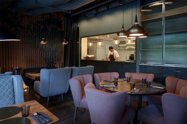 Московский ресторан MØS. Изображение № 13.