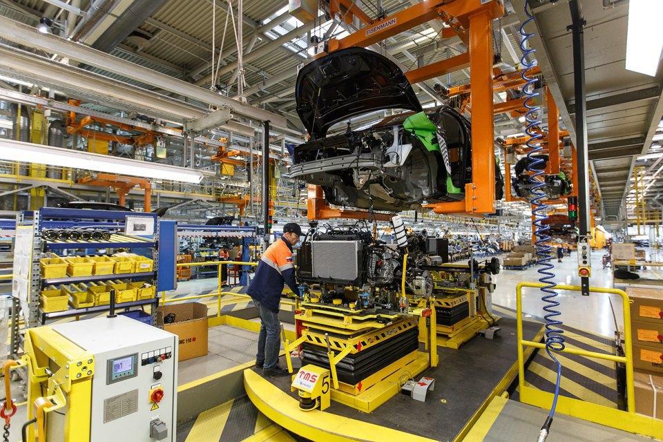 Как делают автомобили. Изображение № 31.