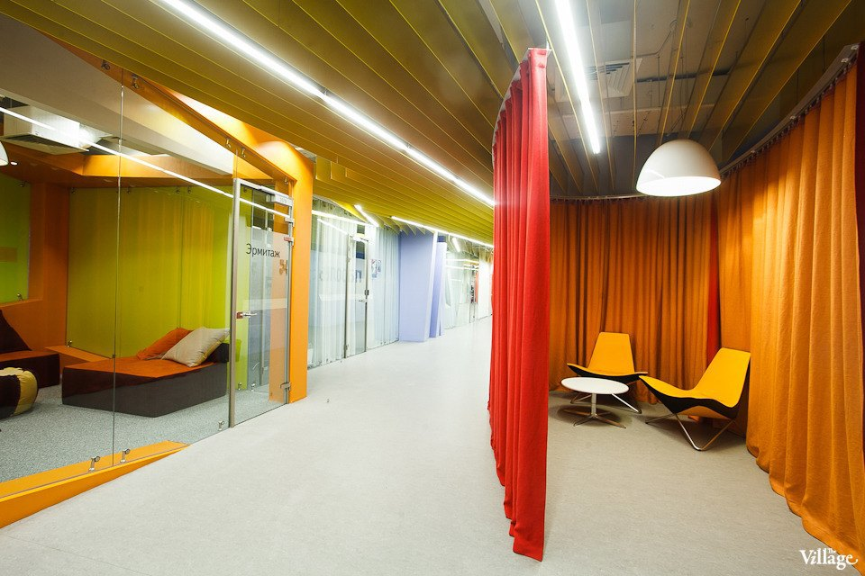 Офис недели (Петербург): «Яндекс». Изображение № 13.