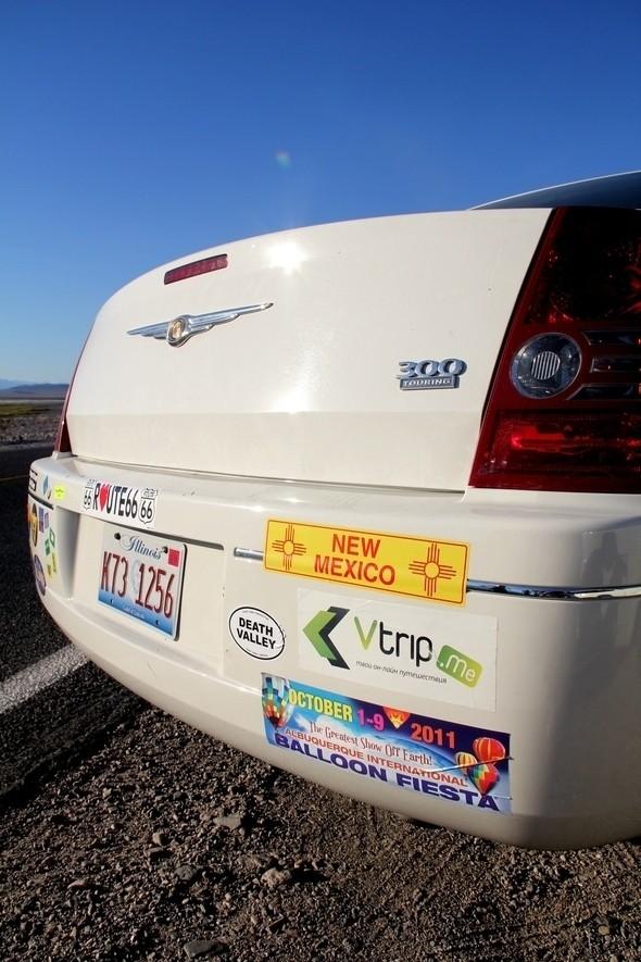 Изображение 27. Отчет о путешествии по Америке осенью 2010.. Изображение № 5.