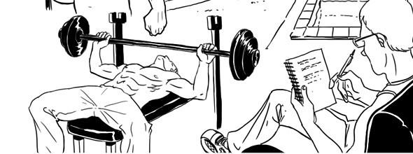 Как всё устроено: Работа фитнес-тренера. Изображение № 8.