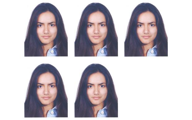 Эксперимент The Village: Как фотографируют на паспорт. Изображение № 6.