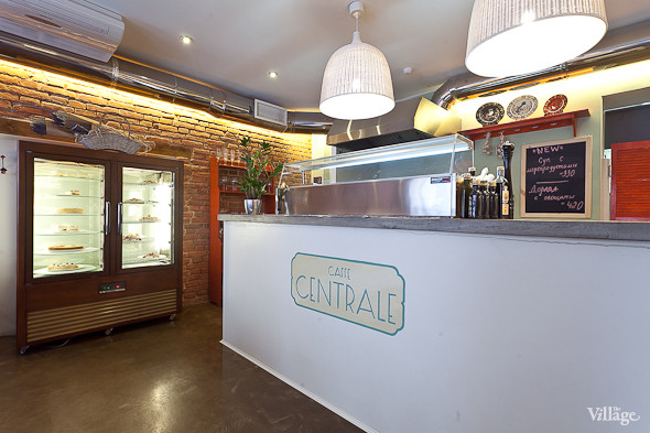 Новое место (Петербург): Caffe Centrale. Изображение № 5.