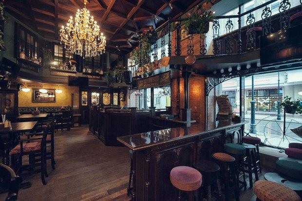 Новый ресторан Новикова, одесская кухня и доставка еды из ресторанов за 99 рублей. Изображение № 4.