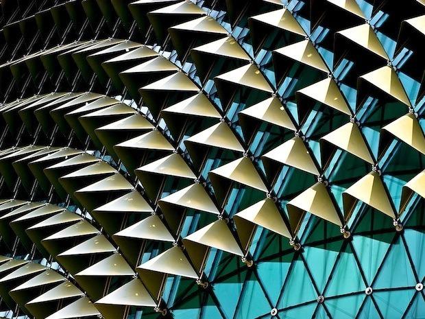 Дизайн от природы: Дом-лотос и супердеревья в Сингапуре. Изображение № 6.