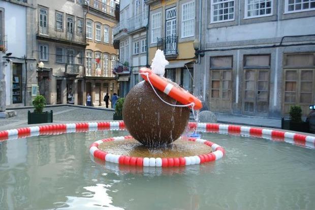 Идеи для города: Общественные бассейны в фонтанах. Изображение № 20.