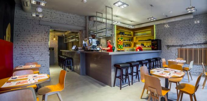 В Москве открылся второй суши-бар Buba by Sumosan. Изображение № 2.