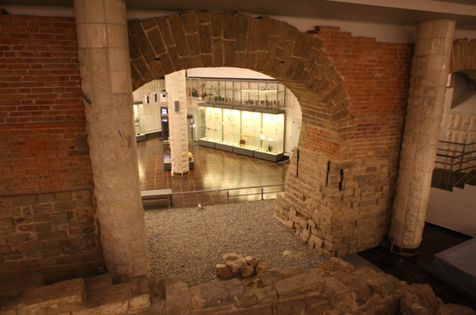 Музей археологии Москвы открылся после реконструкции. Изображение № 1.