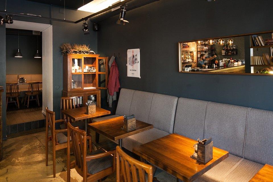 Кафе-бар «Бюро» на Петроградской стороне. Изображение № 5.