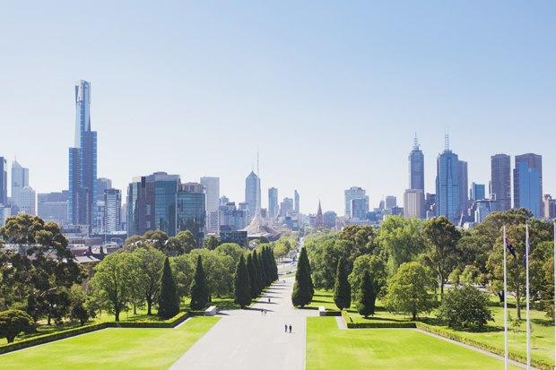 Как Мельбурн станет холоднее начетыре градуса. Изображение № 2.