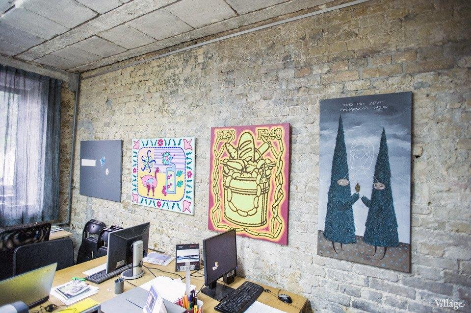 Офис недели (Киев): «Я Дизайн». Изображение № 11.