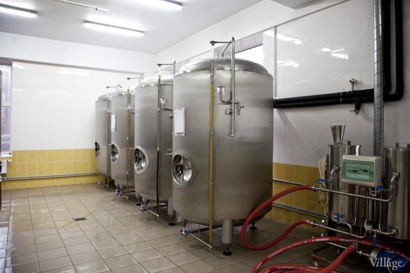 Репортаж: Как варят пиво в частной московской пивоварне. Изображение № 32.