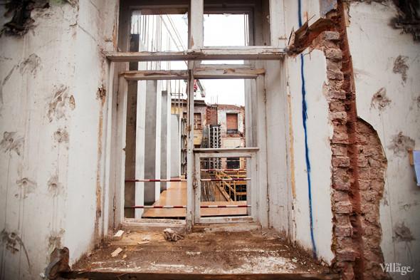 Фоторепортаж: Реконструкция Главного штаба изнутри. Изображение № 16.