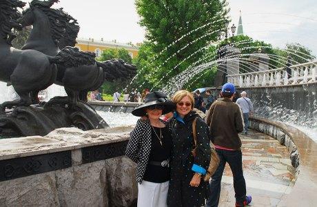 Итоги сезона: Туристы вМоскве. Изображение № 9.