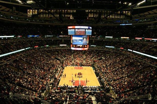 Стадион в Чикаго. Изображение № 8.