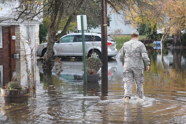Иностранный опыт: Как Нью-Йорксправляется сураганом. Изображение № 25.