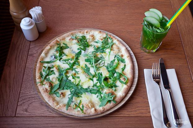 Пицца «4 сыра» — 490 рублей. Изображение № 35.
