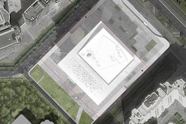 Представлены шесть проектов нового здания Политехнического музея. Изображение № 4.