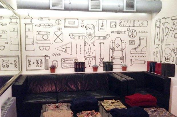 На Жуковского открылся кафе-бар Syndicate. Изображение № 3.