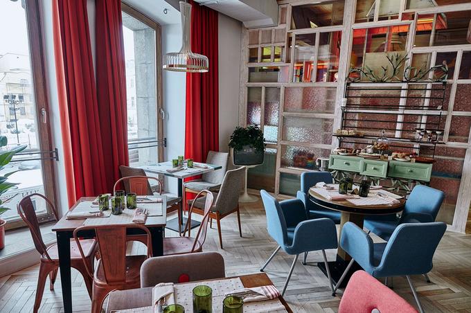 Ginza Project открыла ресторан «Пряности ирадости» ивинный бар «Скоро весна» наБелинского . Изображение № 2.