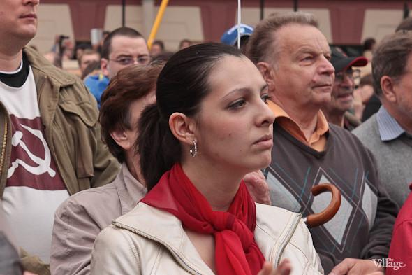 Фоторепортаж (Петербург): Митинг и шествие оппозиции в День России . Изображение № 21.