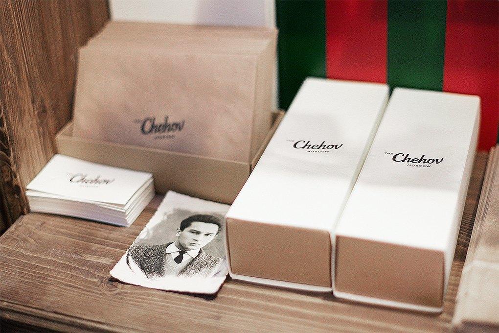 Chehov: Как производство галстуков превращается вателье. Изображение № 5.