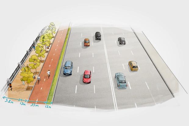 Власти рассказали оперспективах велодвижения вМоскве. Изображение № 16.