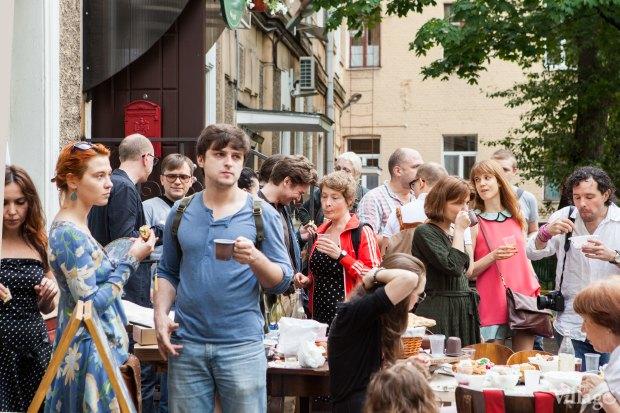 """""""Большой обед"""" в Подсосенском переулке. Изображение № 48."""