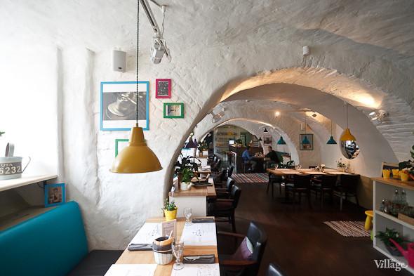 Новое место (Петербург): Кафе-бар Leica. Изображение № 15.