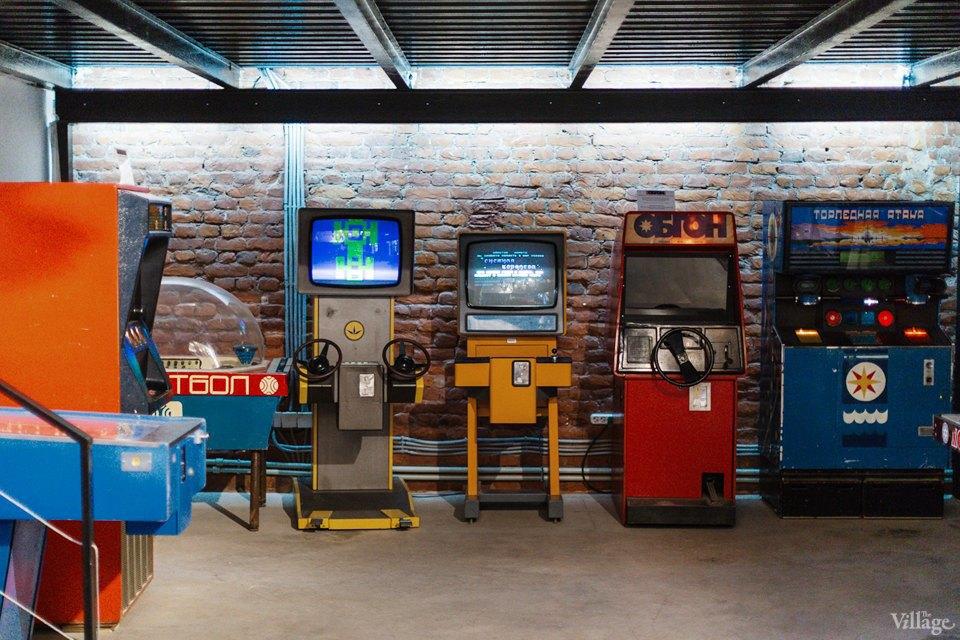 Интерьер недели (Петербург): Музей советских игровых автоматов. Изображение № 16.