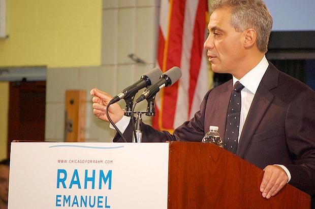 Клуб мэров: Рам Эмануэль, Чикаго. Изображение № 2.